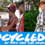 Small clothing business UK (recycling, upcycling & sustainable fashion) with Rebecca