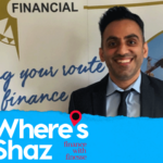 Networking your way up the property ladder with Shazad Ahmed